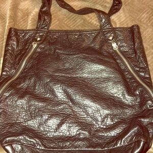 Aeropostale leather purse
